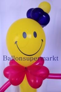 Tom Balloon zeigt Ihnen wie man Ballons dekorieren könnte