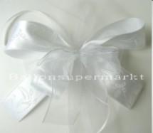 Dekoration-Hochzeit-Hochzeitsschleifen