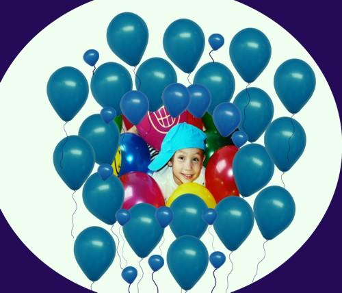 Es sind nicht immer die runden Luftballons, wovon Kinder schwärmen