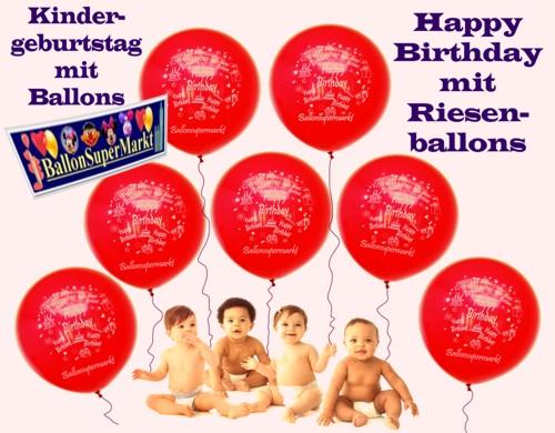 Kindergeburtstag-riesige-Luftballons