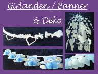 Dekorationsartikel Hochzeit