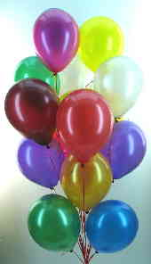 Ballons Metallic