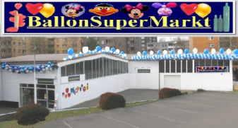Ballonsupermarkt Hagen der Ballonshop auf 1000 Quadratmetern