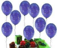 18 geburtstag dekoration und ballons zur geburtstagsfeier. Black Bedroom Furniture Sets. Home Design Ideas