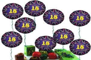 18. Geburtstag Geburtstagsüberraschung