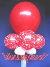 Luftballons Helium Liebe: Ballonsupermarkt
