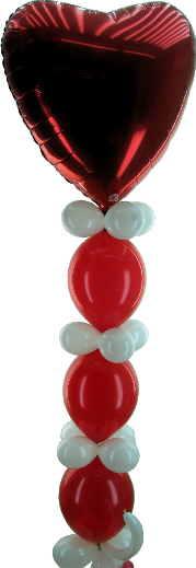 Luftballons Deko