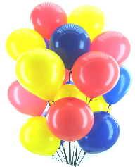 Luftballons Standard 30 cm