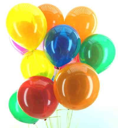 Ballons Kristall