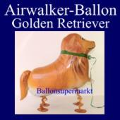 Airwalker-Ballon-Golden-Retriever
