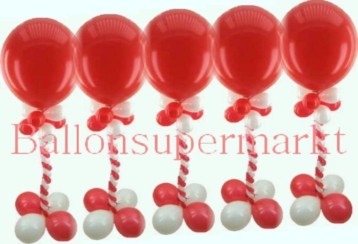 Beliebt Ballondeko, Dekoration mit Ballons VL02