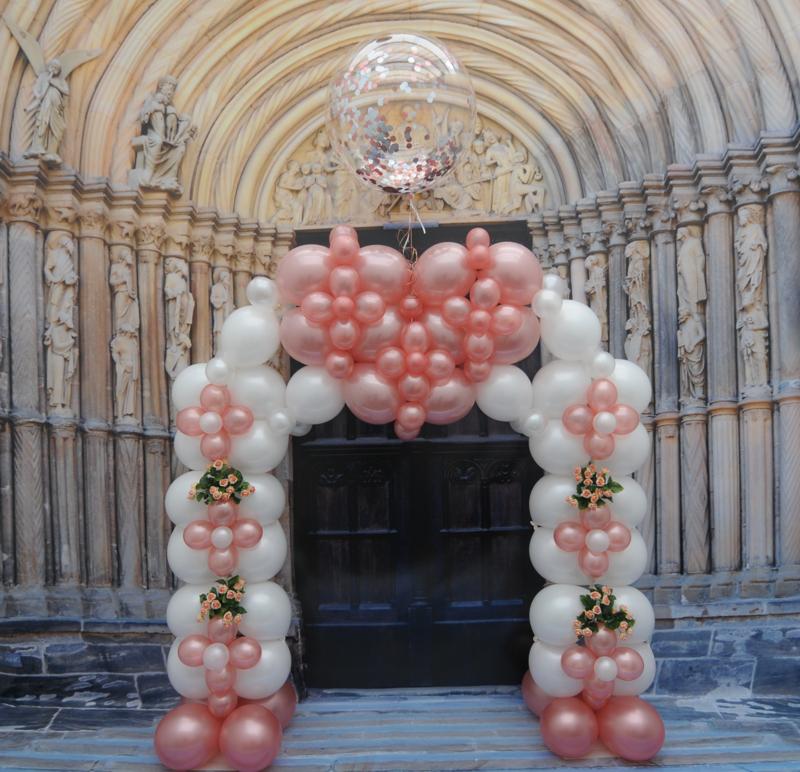 Im Ballonsupermarkt wird Ballondekoration groß geschrieben