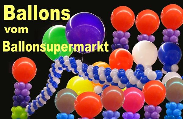 Ballons: Keine Luft-Ballons