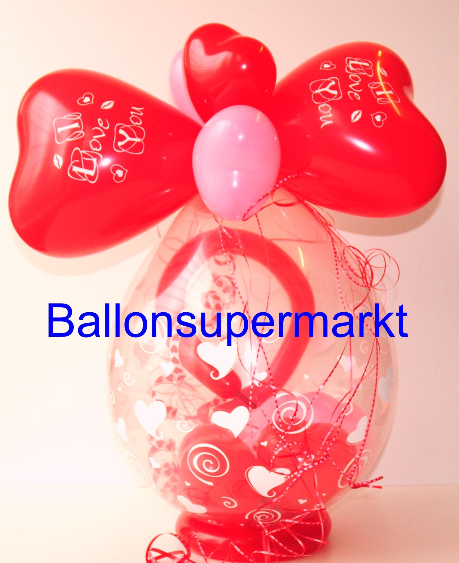 ... Valentinstag Geschenkballon