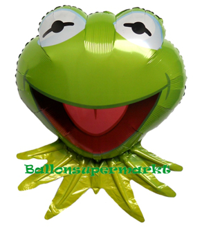 Folienballon Shape Kermit