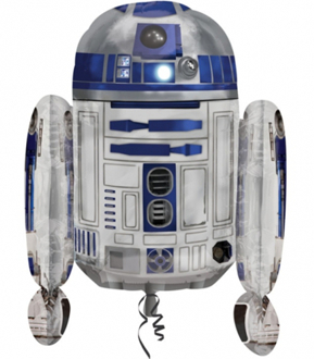 Folienballon Shape R2D2 Star Wars