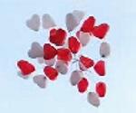 Hochzeit-Dekoration: Herzballons zur Hochzeit