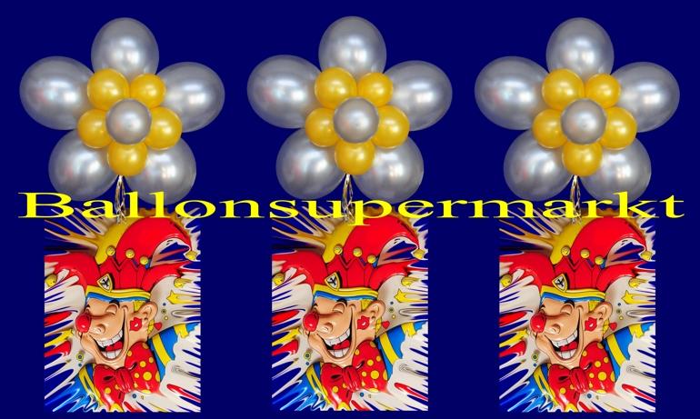 Karneval und Fasching: Dekoration